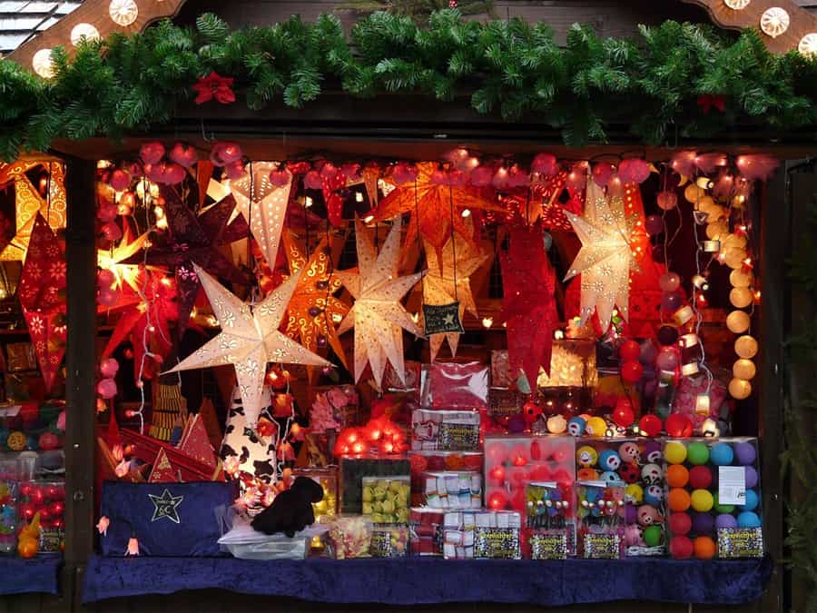 Christmas markets in Fuengirola
