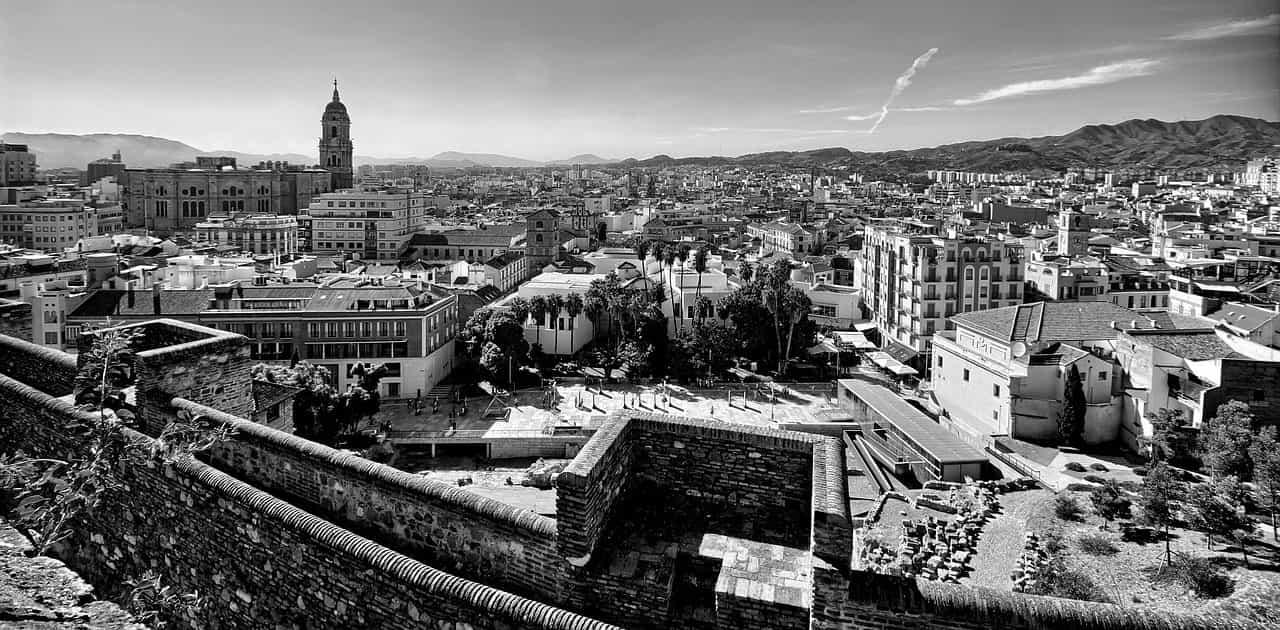 Aussichtspunkte in Malaga