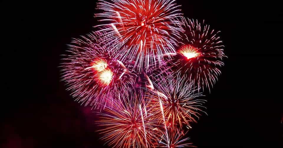 Fiesta de fin de año en Benalmádena