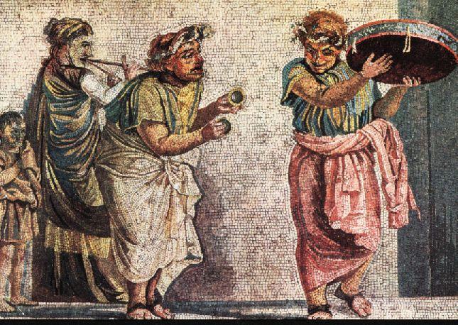 Origen de Verdiales y folclore andaluz