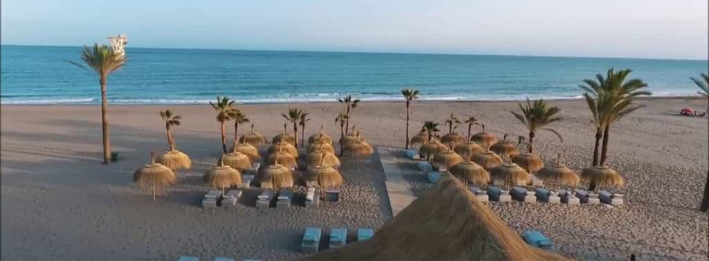 Playa Padre in Marbella