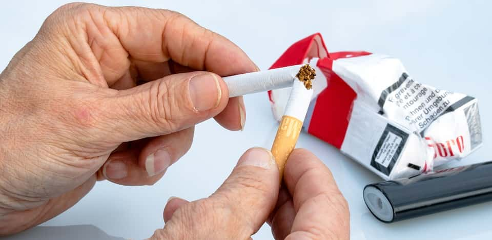 Prohibido fumar en España