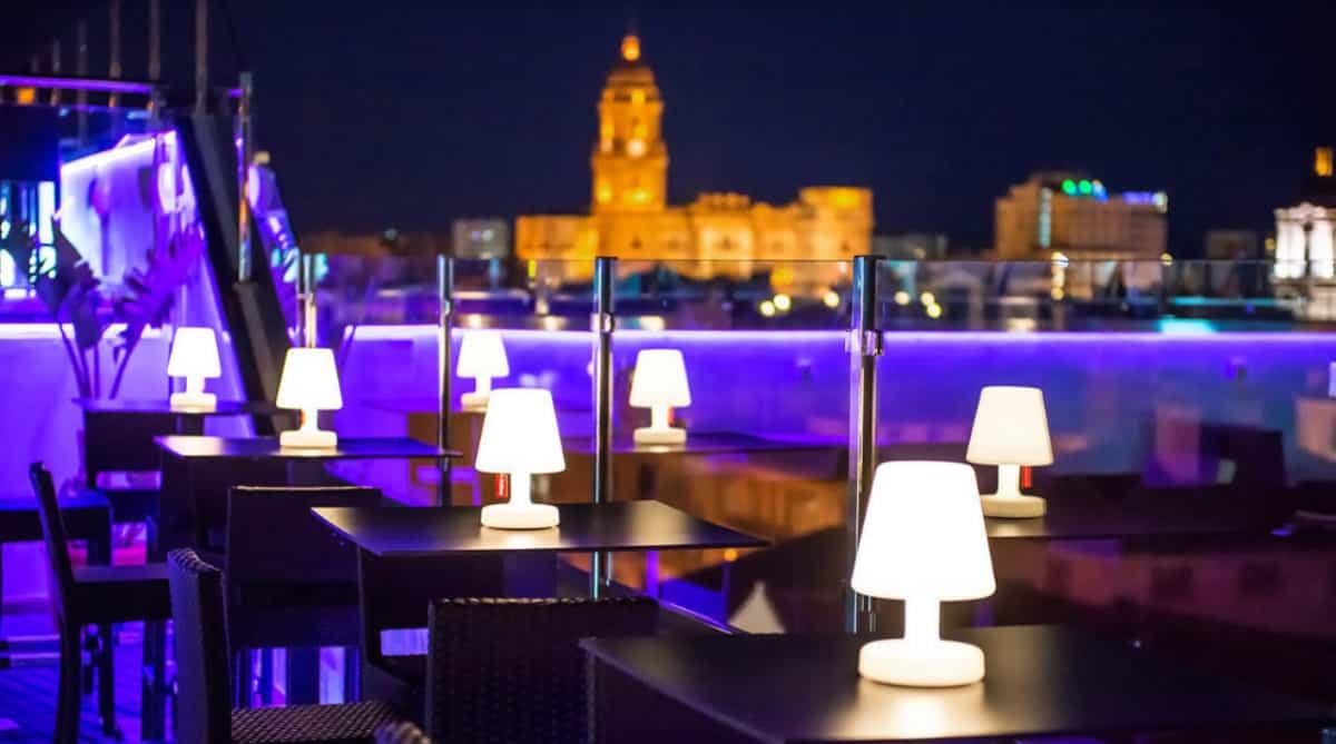 Las Mejores Terrazas En Málaga Para Disfrutar Del Buen Tiempo