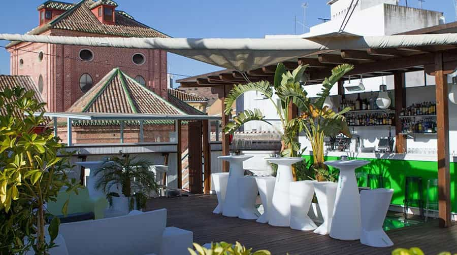 The Best Rooftop Terraces In Malaga To Enjoy The Summer