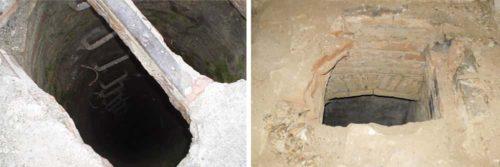 tunnels and underground passageways in Cortijo Jurado