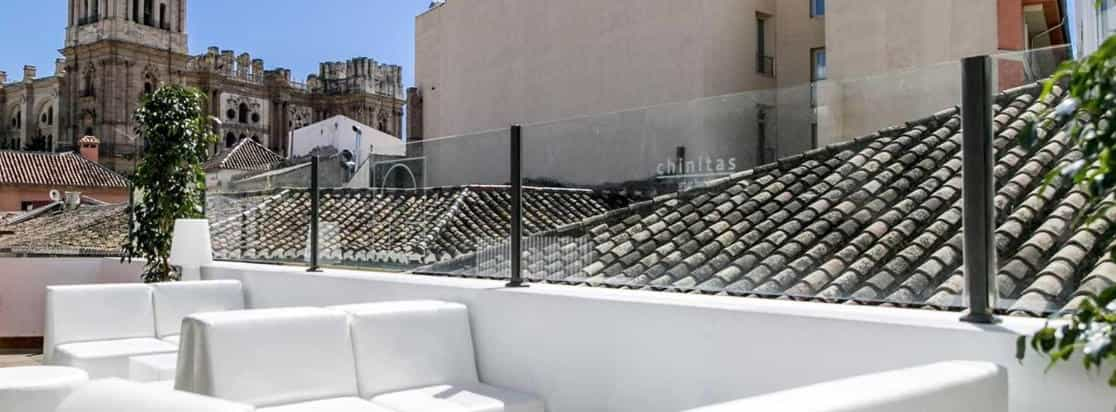 views from Terrace Club Chinitas