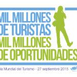 dia mundial del turismo 2015