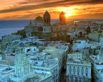 Cadiz sightseeing