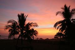 Atardecer Costa del Sol