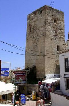Torre de origen morisco