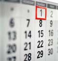 Calendar of Holidays in Germany