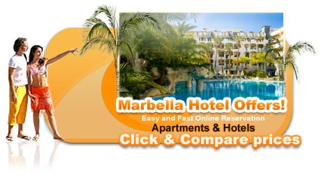 Marbella apartments and hotels