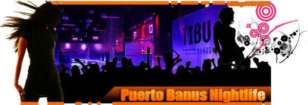Disco Tibus in Puerto Banus