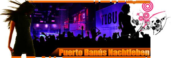 Disco Tibu in Puerto Banus