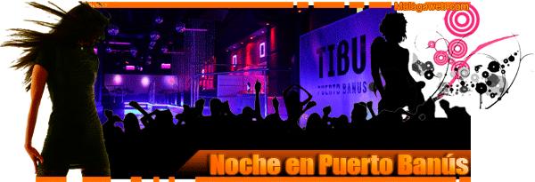 Disco Tibu en Puerto Banus