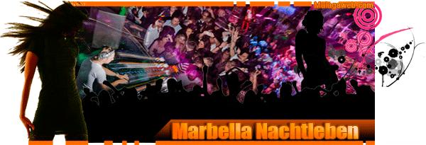 Natchleben in Marbella