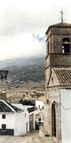 Iglesia en Alfarnatejo