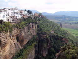 Andalucia white villages