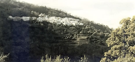 Pujerra - Andalusien