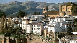 Stadt Ronda – Santa Maria Mayor