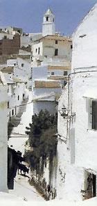 Sedella street