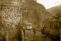Sierra Nevada historia del tranvia