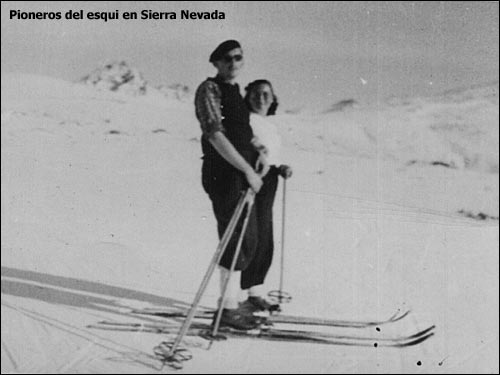 Historia de Sierra Nevada