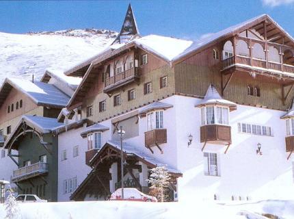 Sierra Nevada hoteles