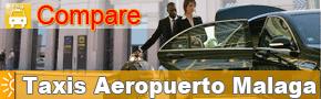 Taxis aeropuerto Málaga
