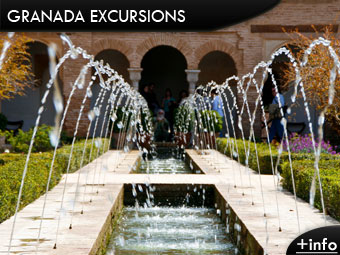 Granada guided tour