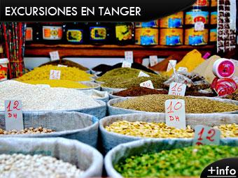 viaje organizado a Tanger