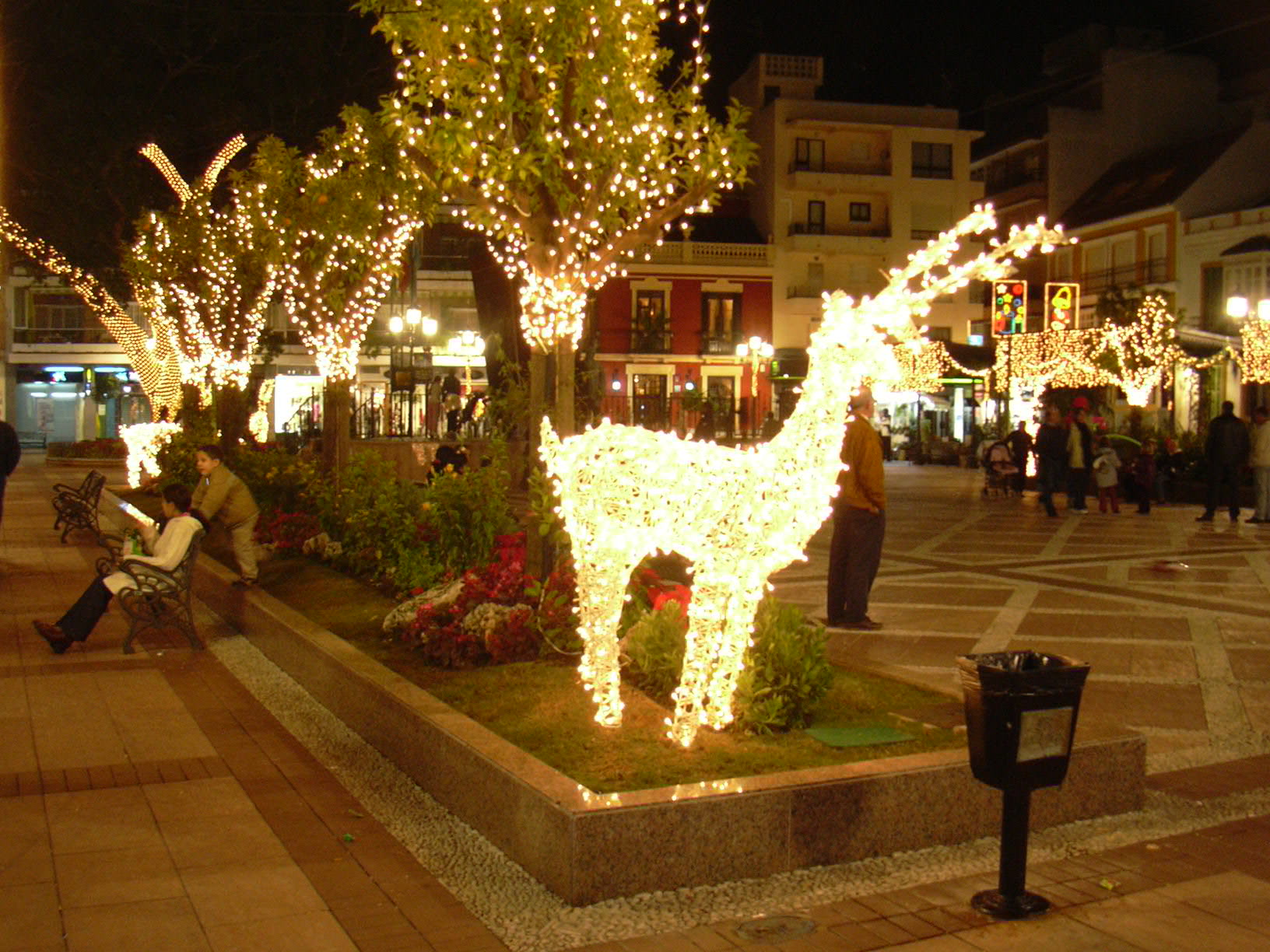 Christmas and New Year's Eve in Fuengirola
