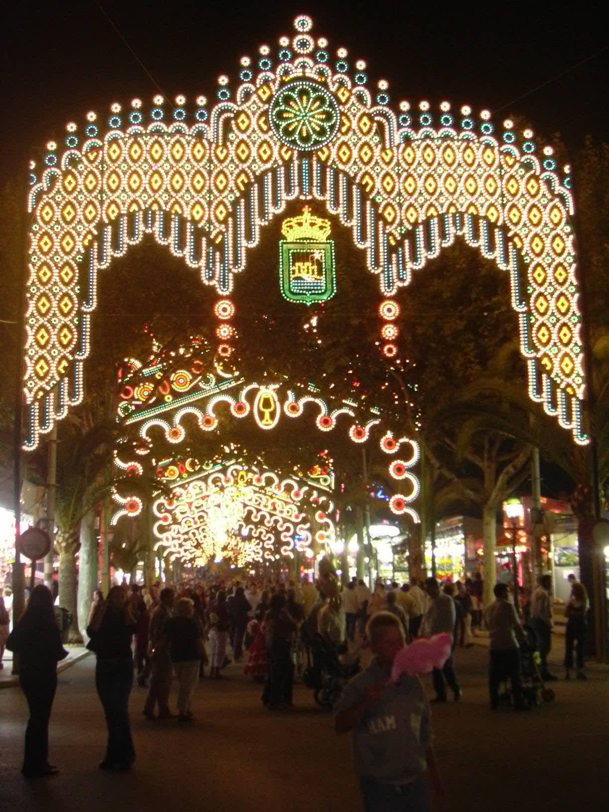 Fuengirola Fair 2003 1