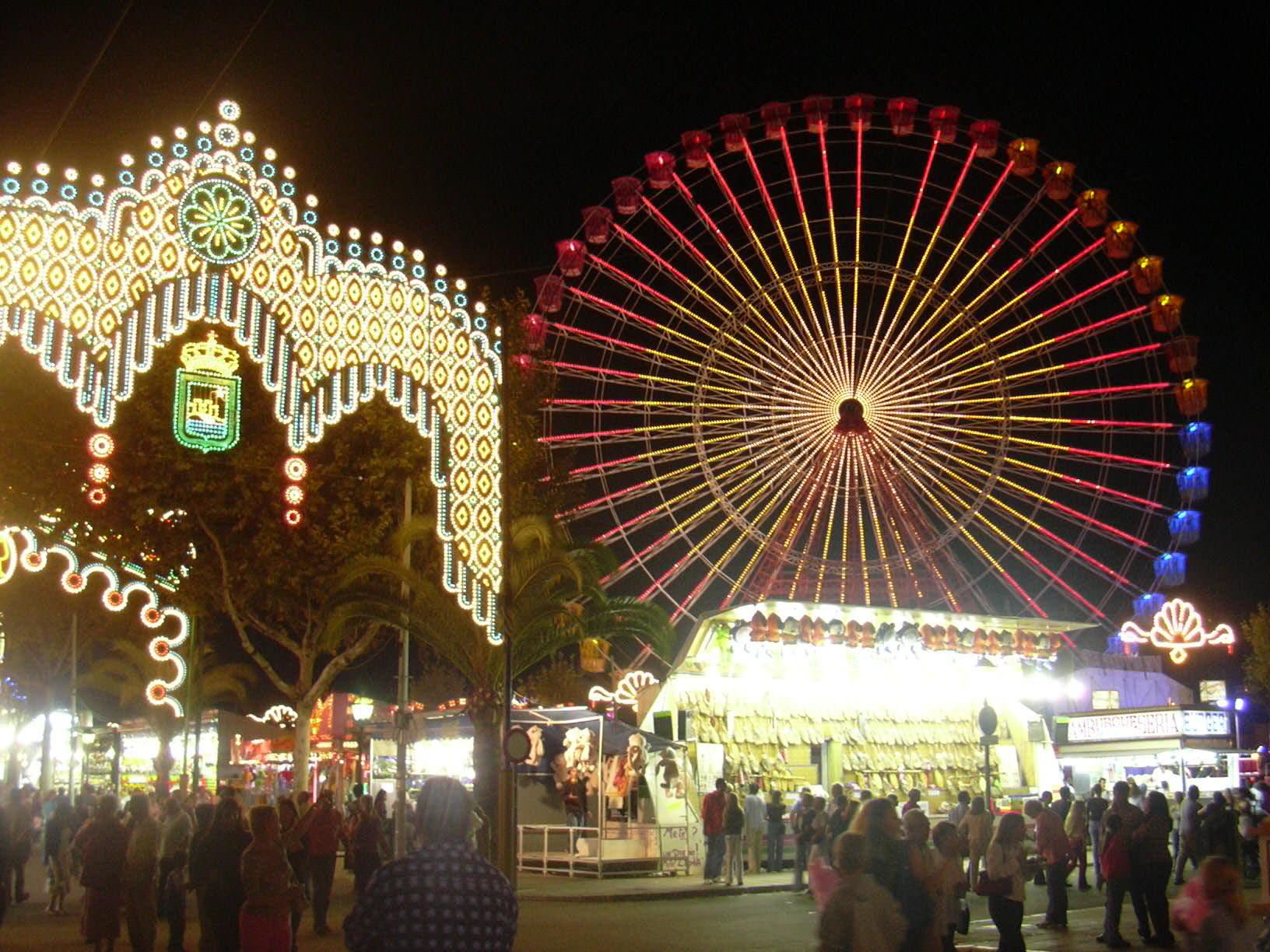 Fuengirola Fair 2003