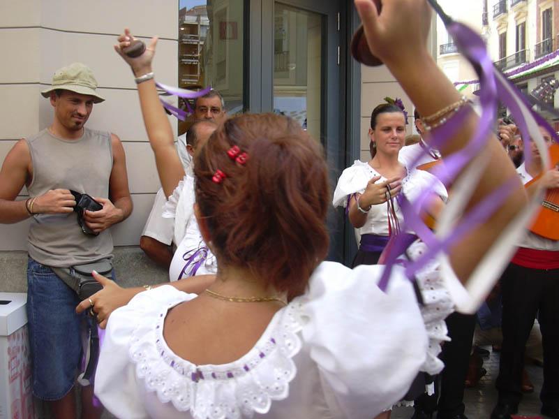 Malaga Fair Flamenco 1