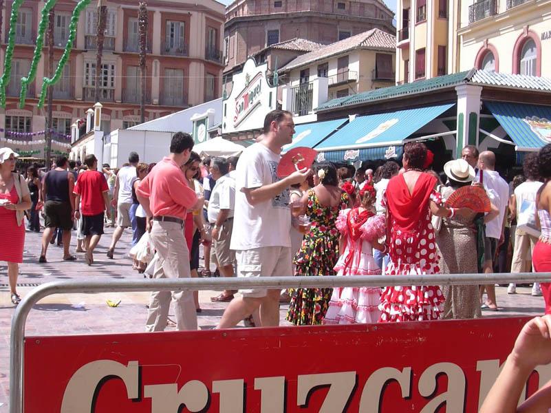 Malaga Fair 5 - August 23, 2003