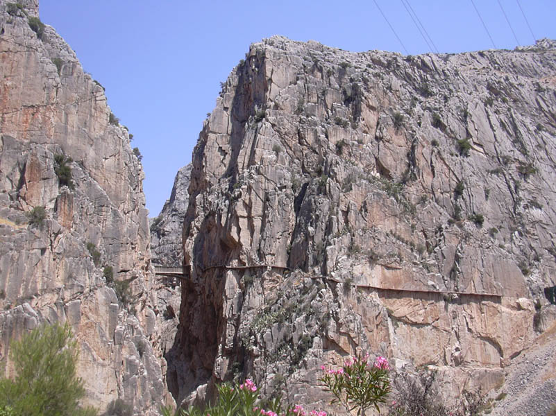The King's Path in El Chorro - Photo 3