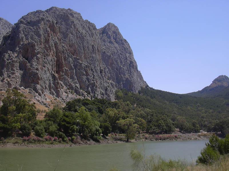 El chorro landscape picture 8 - January 10, 2012