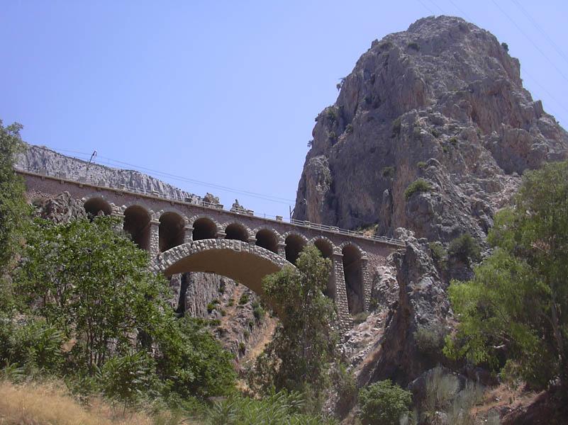 El chorro  bridge picture 9 - January 10, 2012