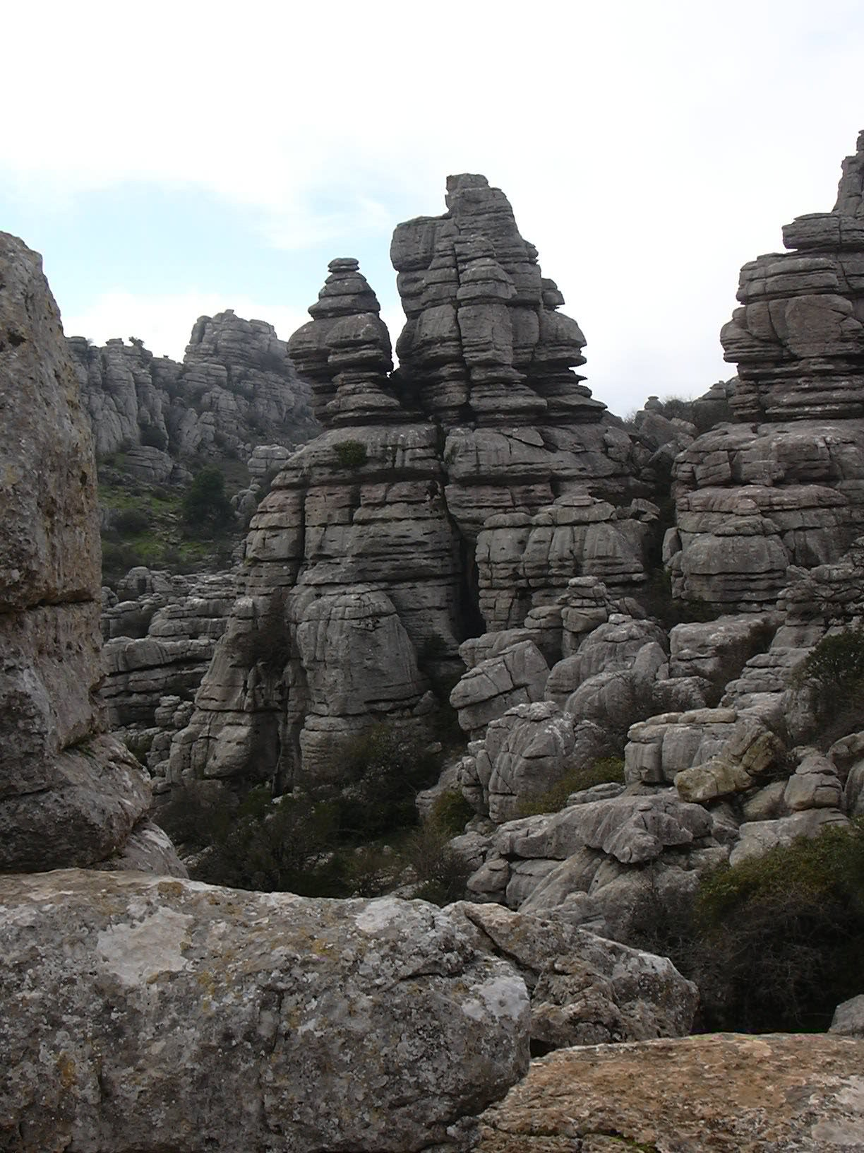Torcal of Antequera 22