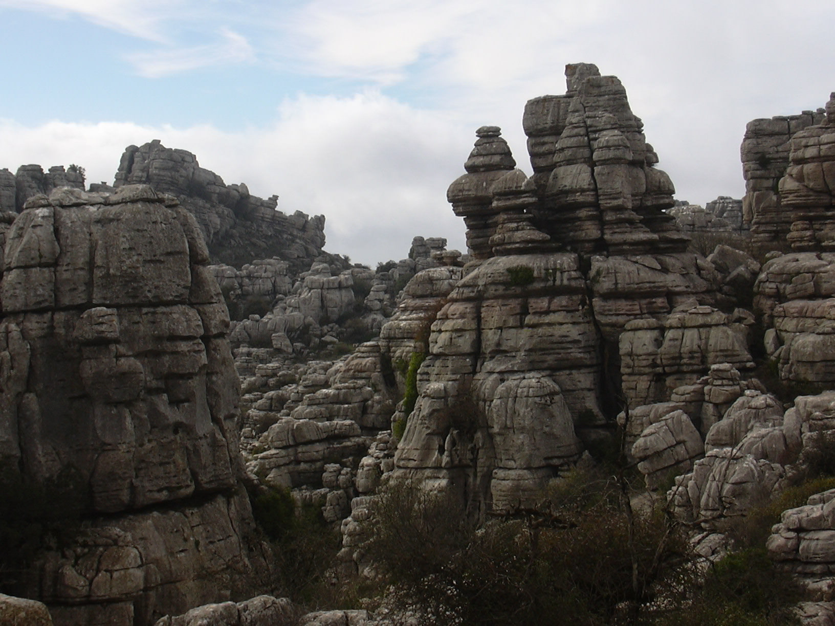 Torcal of Antequera 24