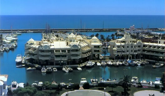 Benalmadena Marina - April 29, 2008