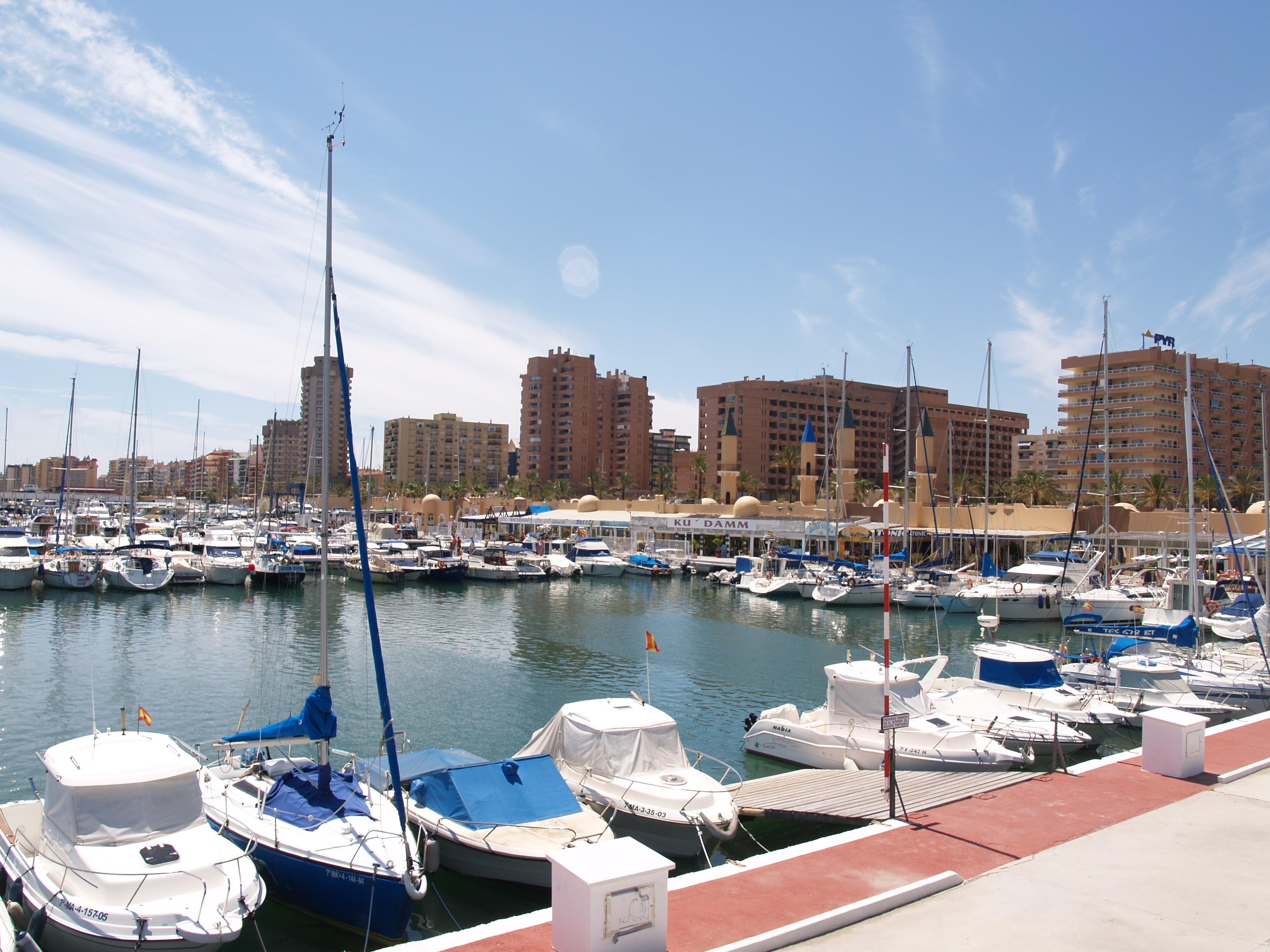 Fuengirola port 35