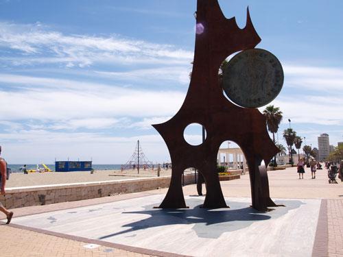 Fuengirola sculpture 53