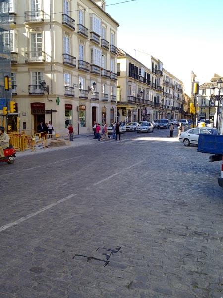 Walking around city centre - 2
