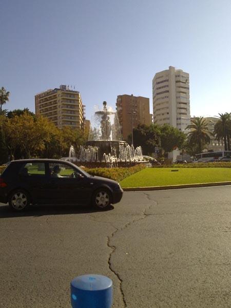 Malaga by car 2