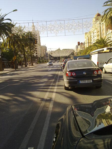 Malaga by car 5
