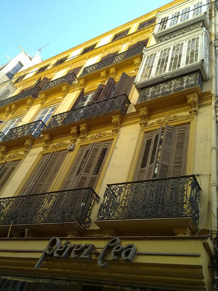 Malaga buildings 11