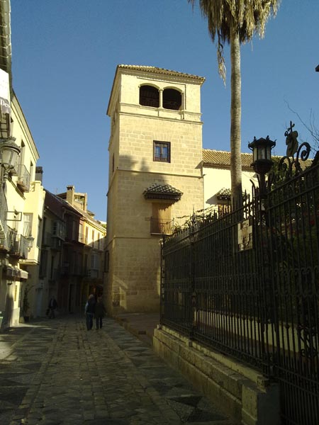 Picasso Museum in Malaga - November 23, 2009