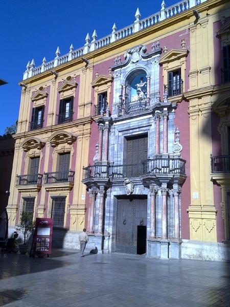 Obispado Malaga - November 23, 2009